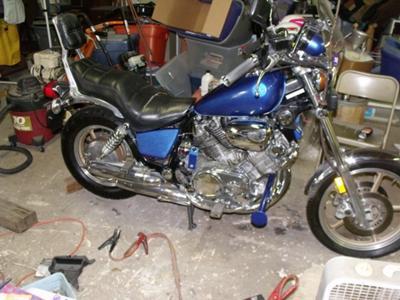 Yamaha Virago XV700